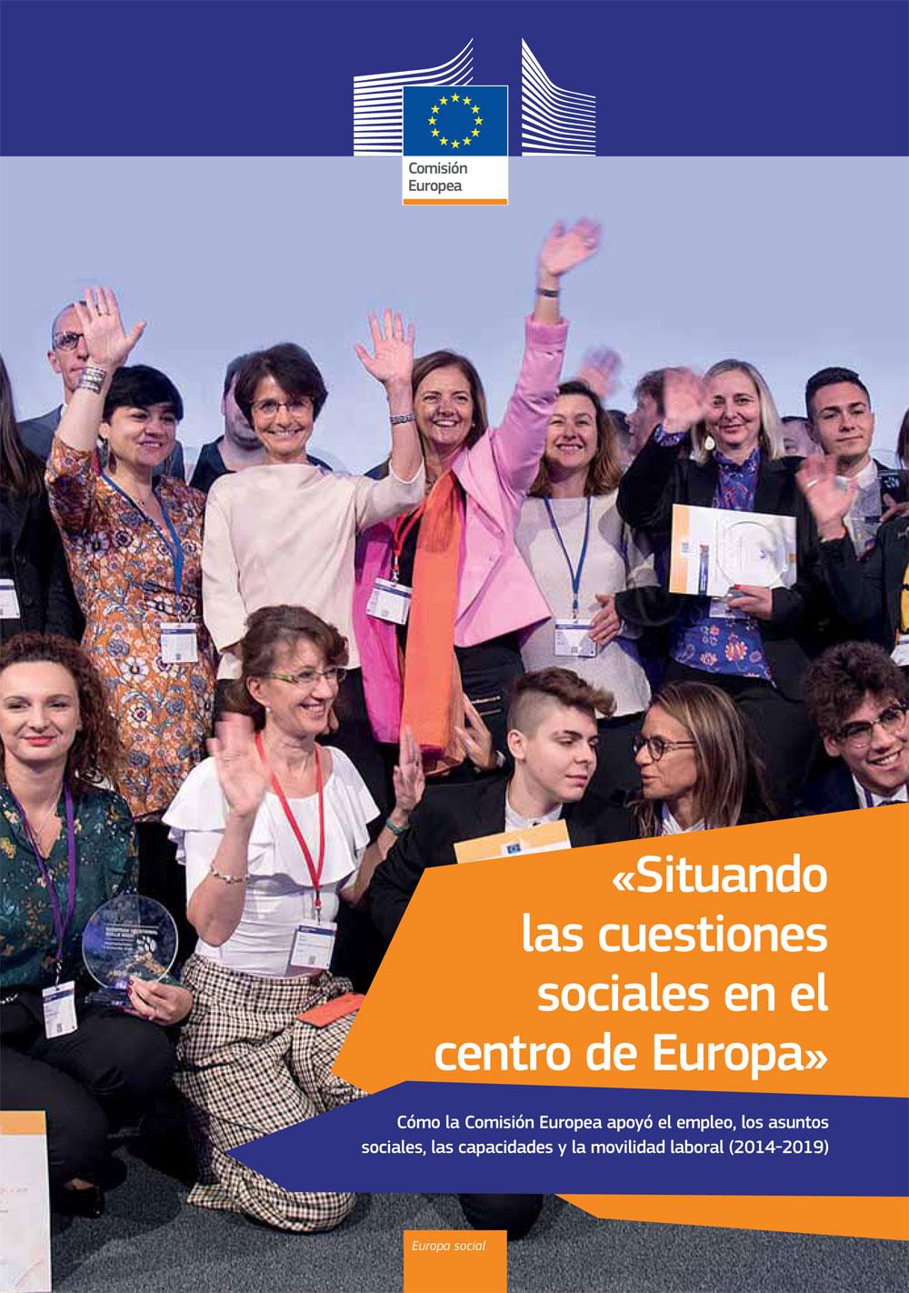 Situando las cuestiones sociales en el centro de Europa