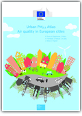 Urban PM2.5 atlas - Air quality in European cities