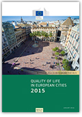 Quality of life in European cities 2015