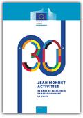 Jean Monnet activities - 30 años de excelencia en estudios sobre la Unión