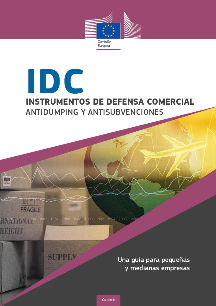 IDC, instrumentos de defensa comercial, antidumping y antisubvenciones