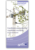 Candidate and potential candidate countries - Economic developments