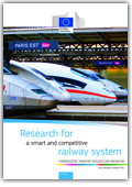 Research for a smart and competitive railway system