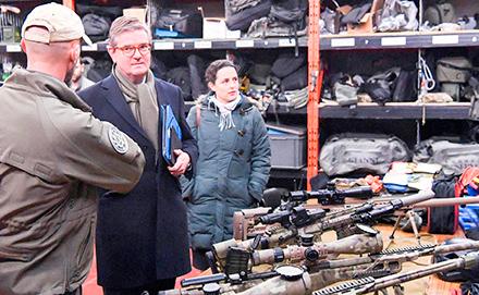 onderhandelen met terroristen