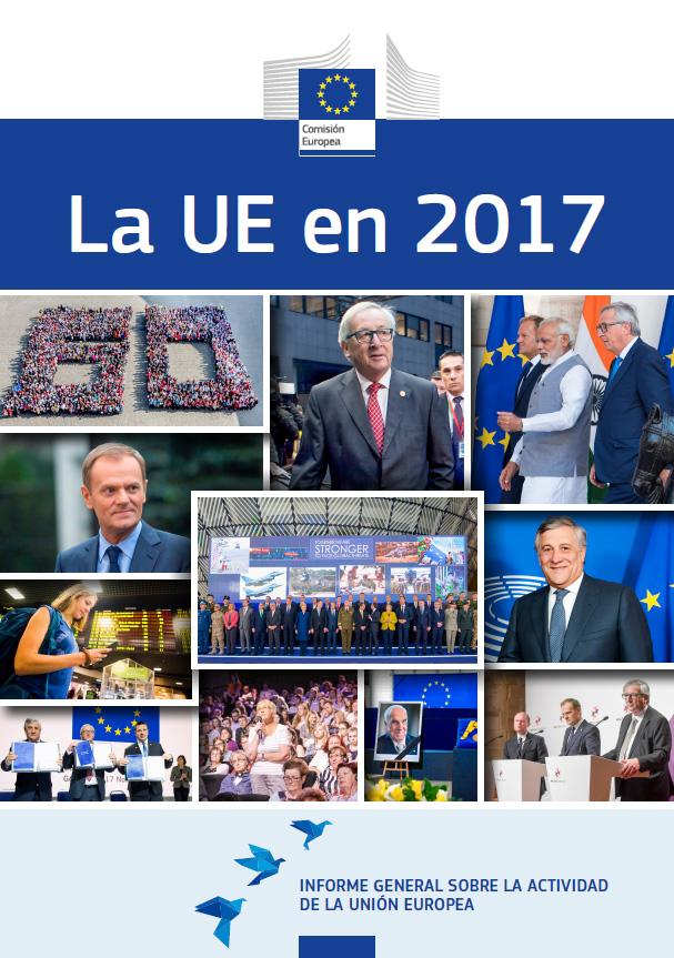 La Ue En 2017 Informe General Sobre La Actividad De La Unión Europea