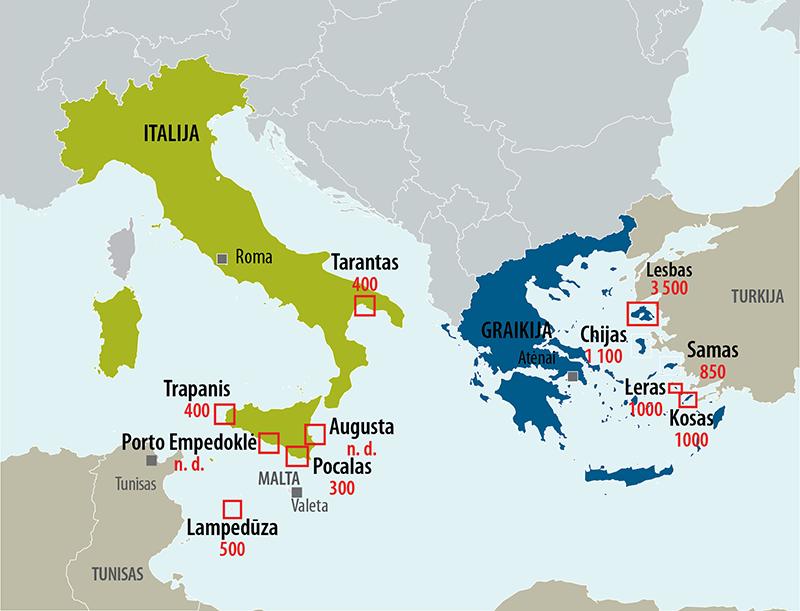 Karta Balkana 2016.Europos Audito Rumai Specialioji Ataskaita Nr 6 2017 Es Atsakas